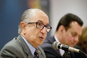 O secretário da Receita Federal, Marcos Cintra (Foto: Wilson Dias/Arquivo/Agência Brasil)