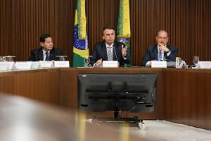 03/01/2019 Reunião do Conselho de Governo