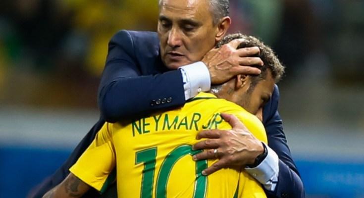 Tite admite não contar com Neymar em amistoso da seleção