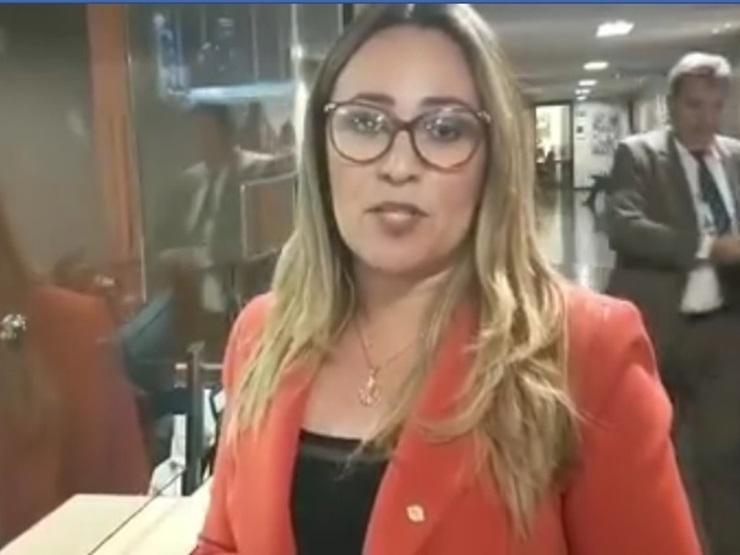 Deputada Rejane Dias apresenta projeto de redução tarifária para pessoas com deficiência