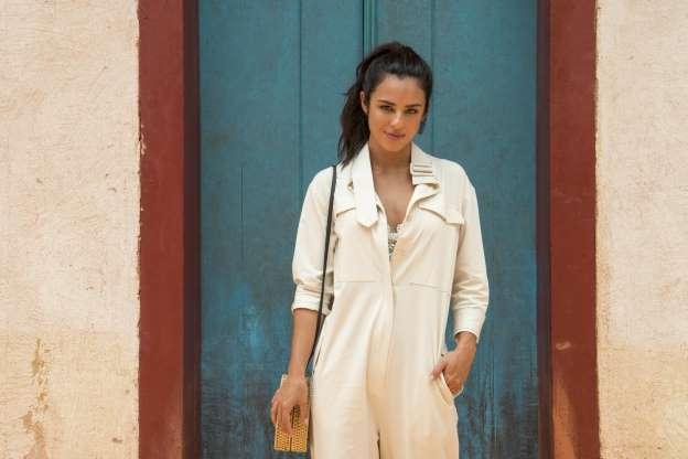 Laura envenena Gabriel contra Valentina na novela 'O Sétimo Guardião'