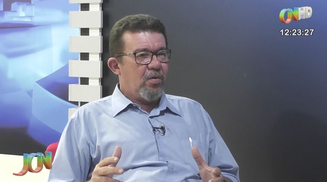 Carlson Pessoa afirma que pode ser vice de Mão Santa nas eleições de 2020