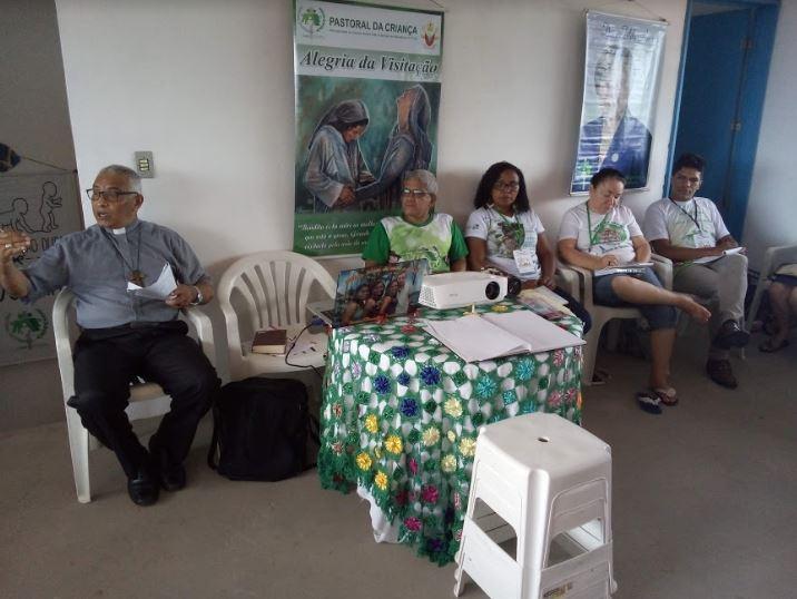 Ações da Pastoral da Criança são debatidas em encontro no litoral do Piauí